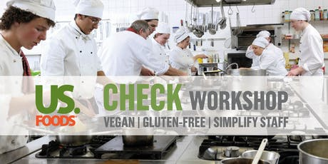 US Foods Palm Springs CHECK Staffing/Vegan Workshop tickets