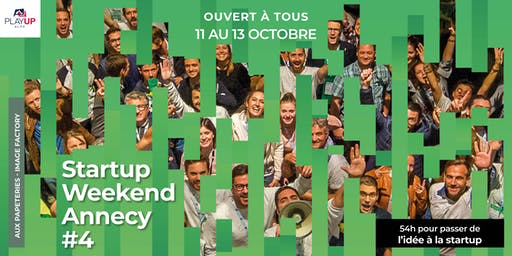 Startup Weekend Annecy #4