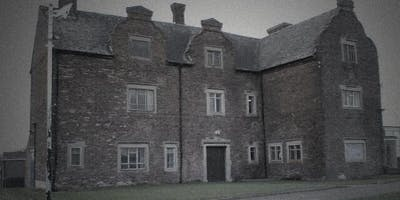 Gresley Old Hall Ghost Hunt with Haunted Houses Events