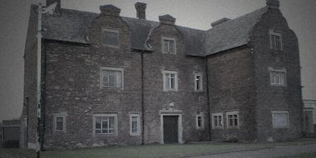 Gresley Old Hall Ghost Hunt with Haunted Houses Events tickets