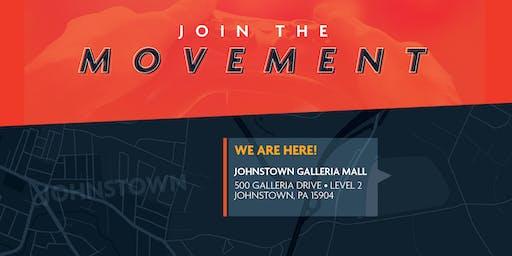 Johnstown Grand Opening •RSVP