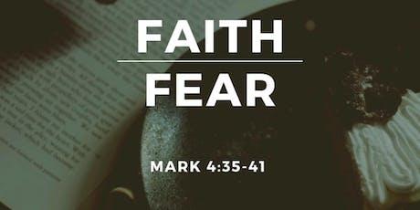 SNACX Presents: Faith Over Fear!  tickets