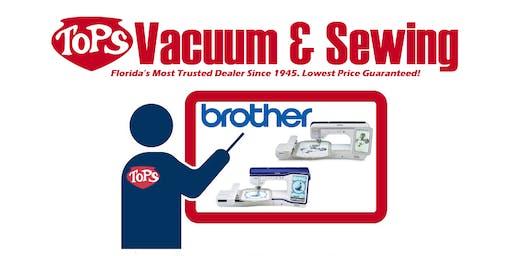 Fort Myers | Brother Dream Machine + Luminaire Club