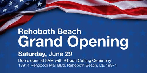 West Marine Rehoboth Beach Grand Opening Celebration