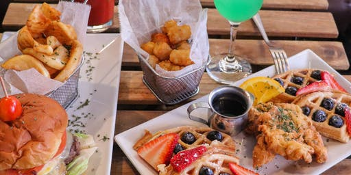 BOOZY BRUNCH AT WICKED WILLY'S