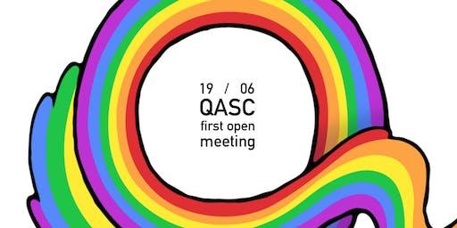Edinburgh Queer Arts & Social Club's First Open Meeting