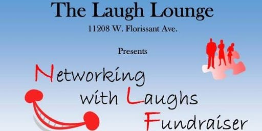 Networking with Laughs Fundraiser