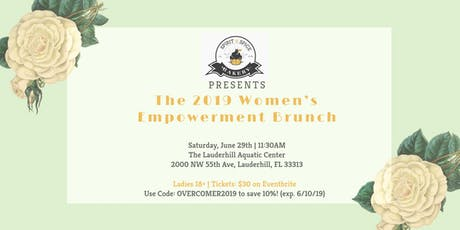 Spirit & Spice Women's Empowerment Brunch tickets
