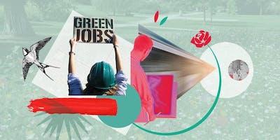 Brighton & Hove Labour Green New Deal Launch