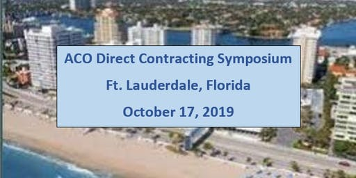 ACO Direct Contracting Symposium