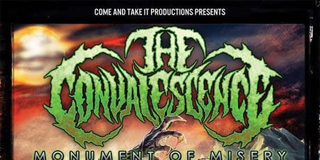 THE CONVALESCENCE: 'Monument of Misery' Album Release Tour tickets