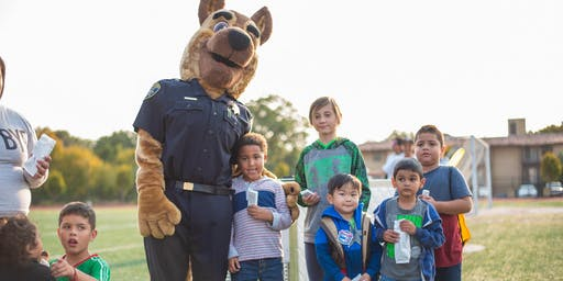 National Night Out in San Pablo