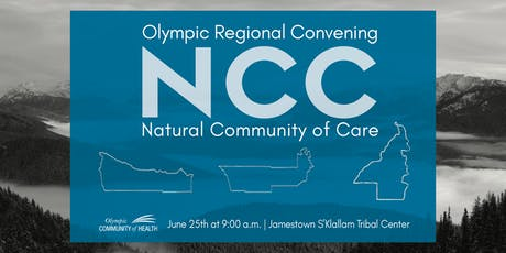 Regional Natural Community of Care (NCC) Convening tickets