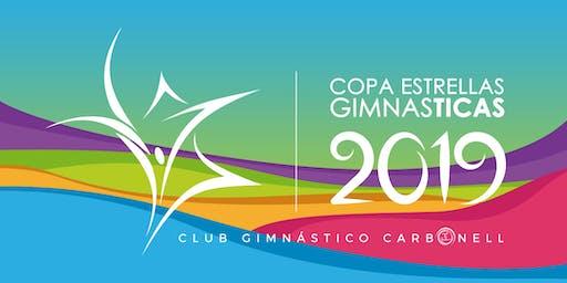 Copa Estrellas Gimnásticas 2019