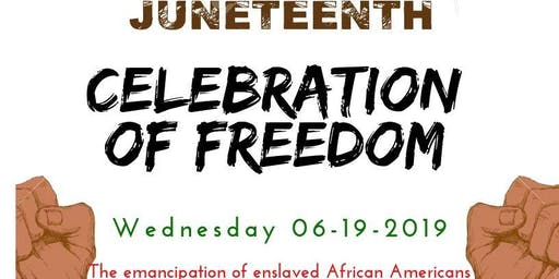 Juneteenth Celebration of Freedom
