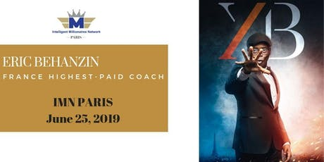 IMN Paris Formal Event : Meet Eric Behanzin tickets