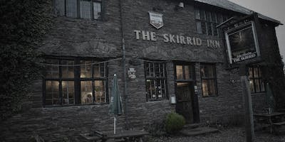 Skirrid Inn Ghost Hunt + 2 course supper with Haunted Houses Events