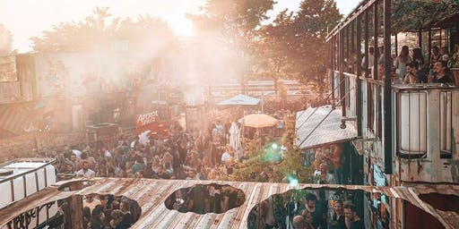 Munich Summer Vibes Open Air im Container Collective