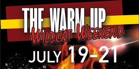 The Warm Up: Wildcat Weekend Orlando tickets