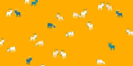 Meet the Goats! Goatham Gardener Talk for Children & Families tickets