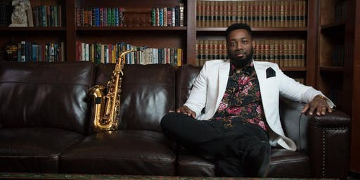 Billboard Chart Topping Saxophonist Vandell Andrew LIVE!