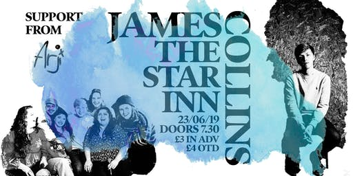 James Collins at The Star Inn