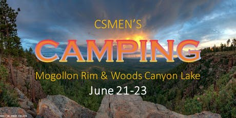 Men's Camping Trip  tickets