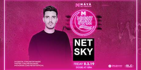 NETSKY - NIGHT SWIM tickets