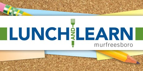 Alive Lunch and Learn (Murfreesboro) tickets