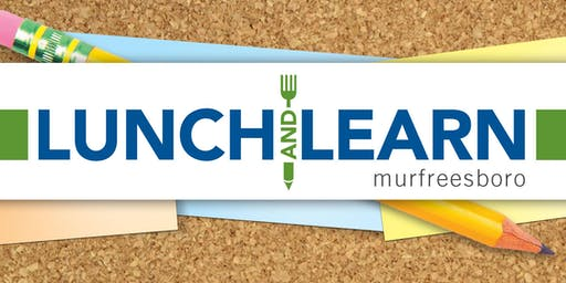 Alive Lunch and Learn (Murfreesboro)