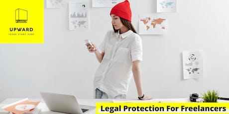 Workshop: Legal Protection For Freelancers tickets