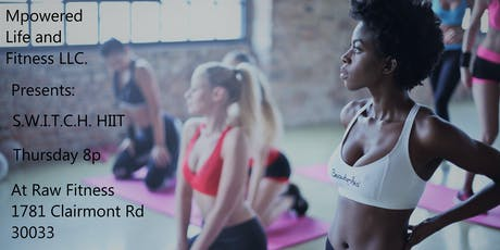 S.W.I.T.C.H. HIIT  tickets