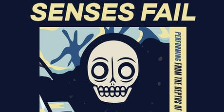 Senses Fail w/ Hot Mulligan and Yours Truly tickets