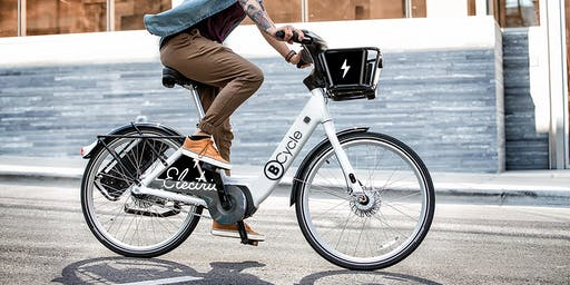 BCycle Electric Launch