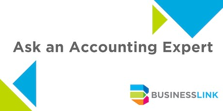 Ask an Accounting Expert - July 10/19 tickets