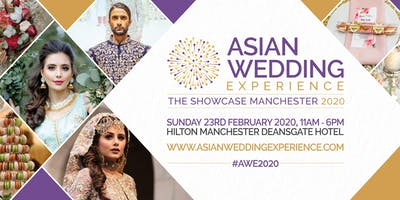 The AWE Wedding Showcase 2020 (AWE2020)