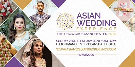 The AWE Wedding Showcase 2020 (AWE2020) tickets
