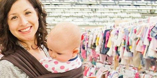 JBF Glen Mills: First Time Parent/Grandparent Presale Sept. 5 (FREE) 5pm-9pm