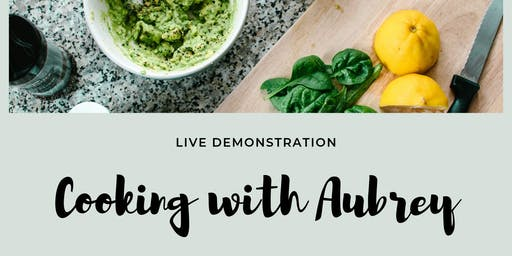 Healthy Summer Cooking Class