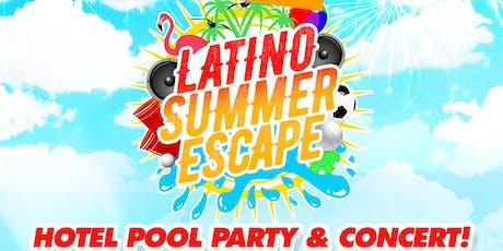 Latino Summer Escape 2019 tickets