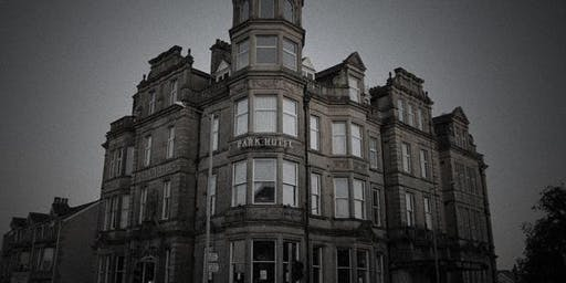 Abandoned Park Hotel Ghost Hunt + Sleepover - with Haunted Houses Events