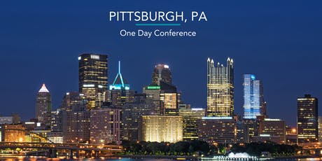 ONE DAY CONFERENCE: PITTSBURGH, PA: August 24, 2019 tickets