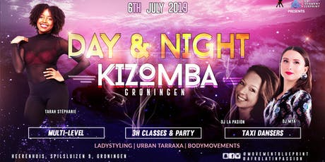 Day & Night Kizomba 2nd Edition tickets