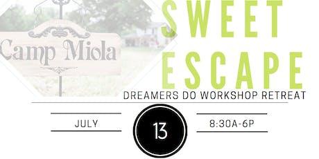 Sweet Escape Retreat tickets