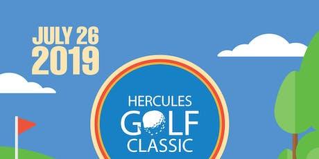 HERCULES GOLF CLASSIC tickets