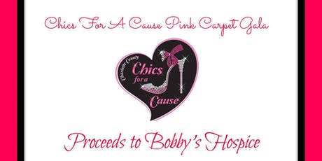 2019 Chics For A Cause Gala tickets