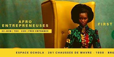 1er Networking d'Afro Entrepreneuses à Bruxelles