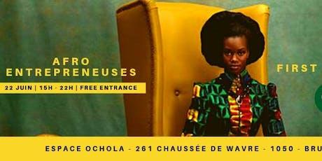 1er Networking d'Afro Entrepreneuses à Bruxelles tickets