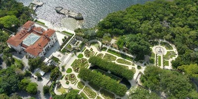 Volunteer Gardening at Vizcaya Museum and Gardens