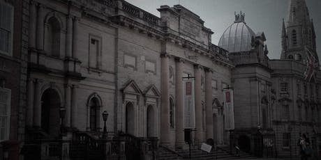 Galleries of Justice Ghost Hunt with Haunted Houses Events tickets